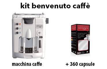 Kit benvenuto caffè